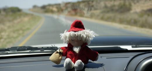 Sandmännchen in Namibia